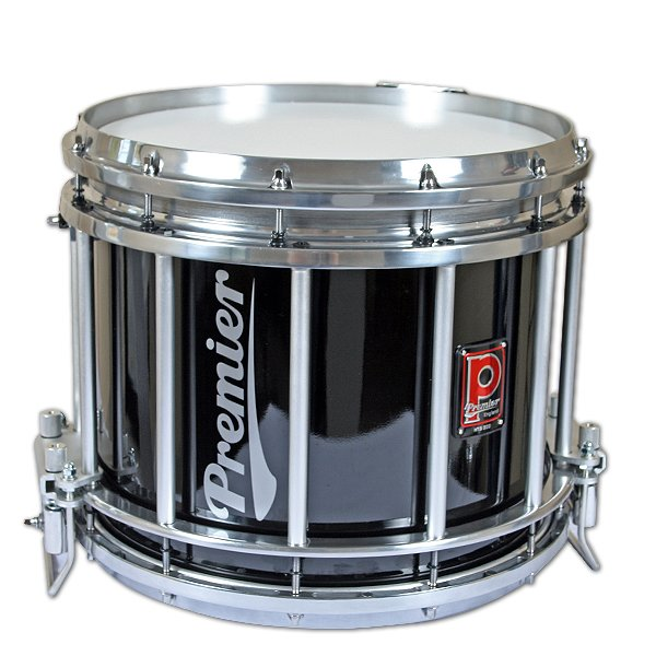 HTS 800 Premier Snare Drums with Polished Aluminum - 4 Standard Colors -  Henderson Imports